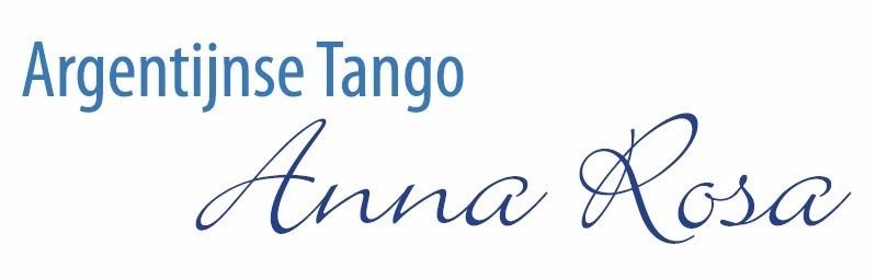 Logo Dansschool Argentijnse Tango - Anna Rosa