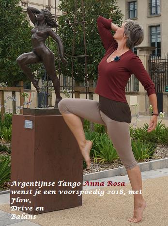 Argentijnse Tango Anna Rosa